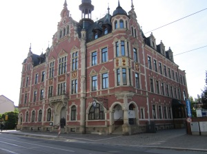 Pieschner Rathaus
