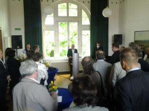 Empfang Gottfried Ecke (3)